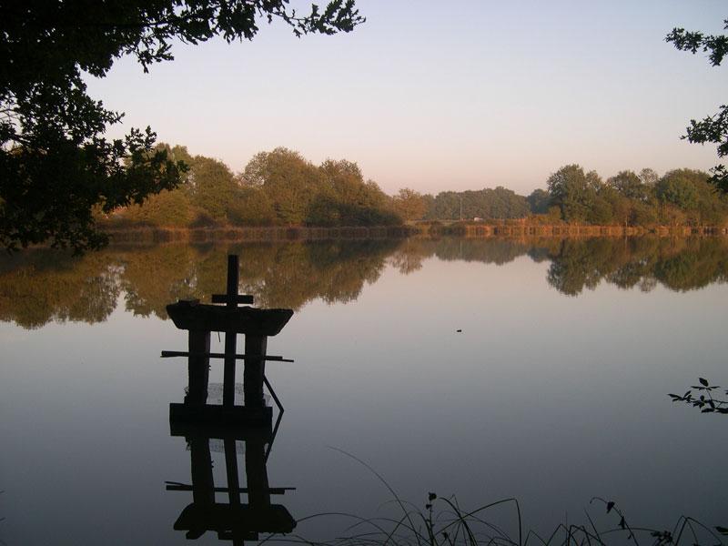 Circuit des étangs - Fontaines-