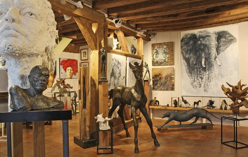 Galerie L'Art en Tête