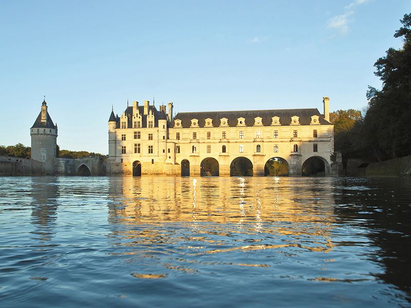 Château of Chenonceau