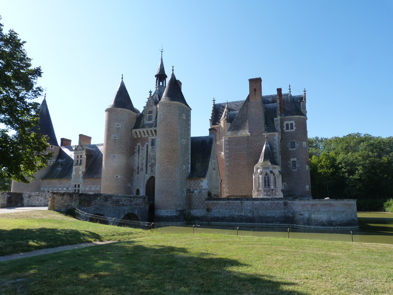 Château of Moulin