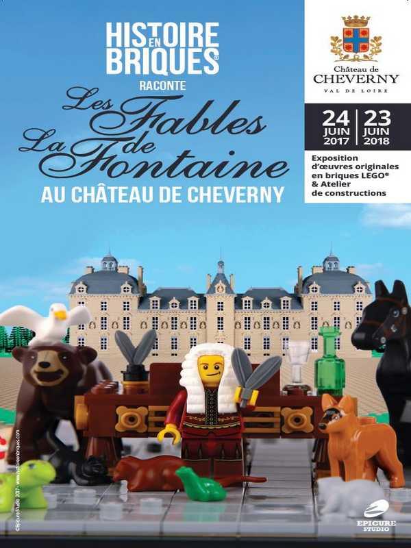 Exposition au Château de Cheverny
