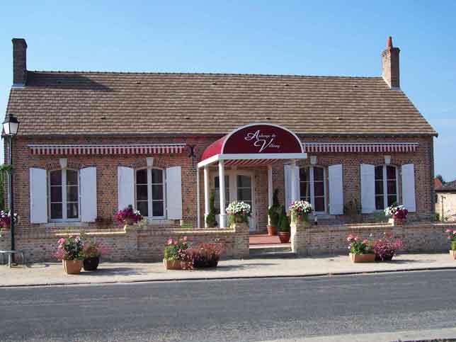 Auberge de Villeny