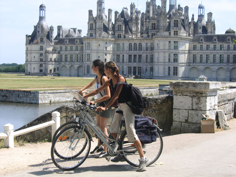 Royal estate of Chambord
