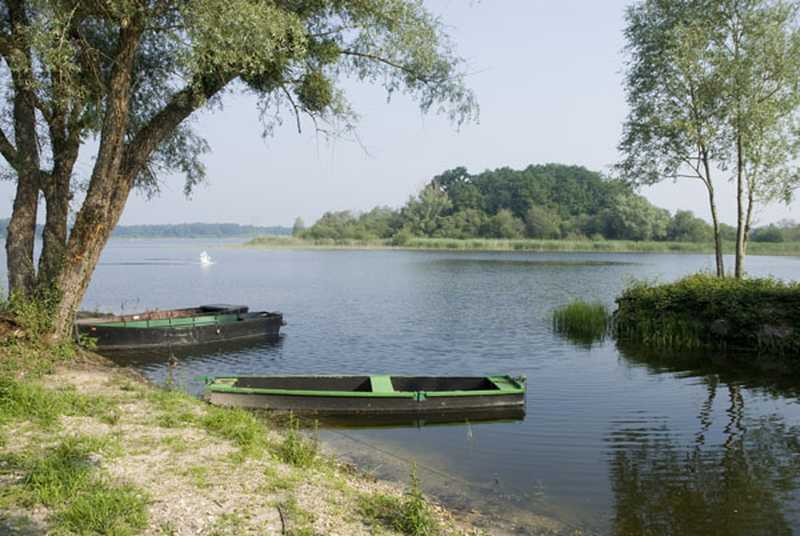 The Etang du Puits route