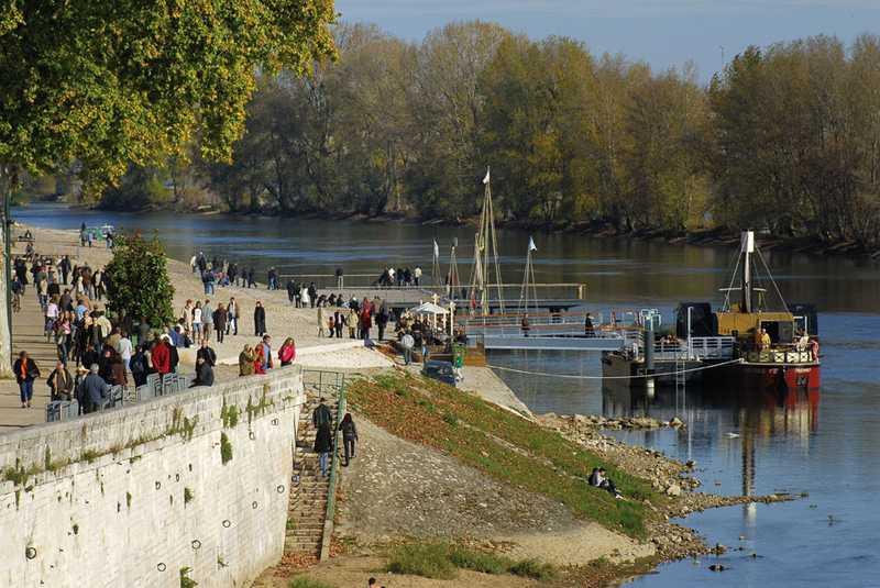La Loire à vélo - Saint-Denis-en-Val / St-Hilaire-St-Mesmin