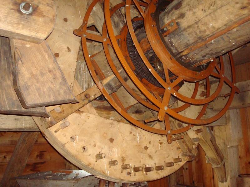 Moulin de Bel Air (Moulin à vent à pivot) de Guilly
