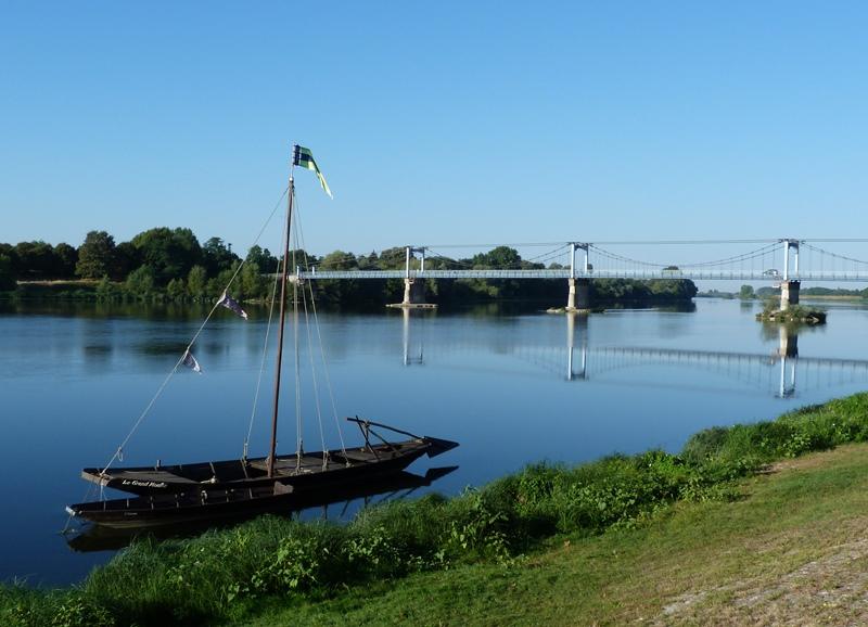 La Loire à vélo - Sully-sur-Loir