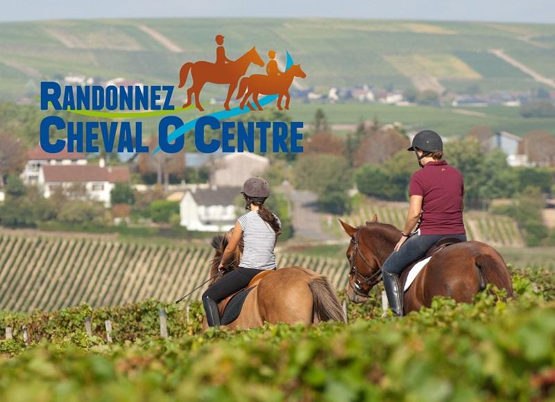 Randonnez Cheval Ô Centre