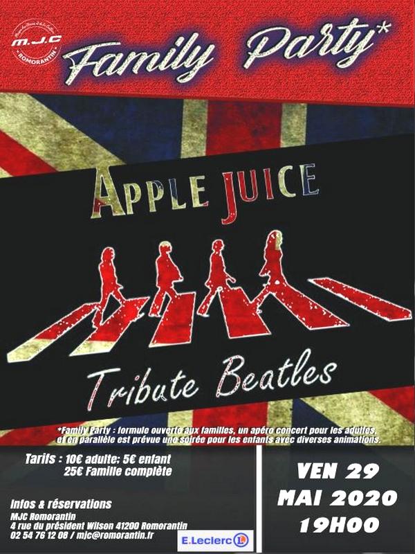 Apple Juice Tribute Beatles
