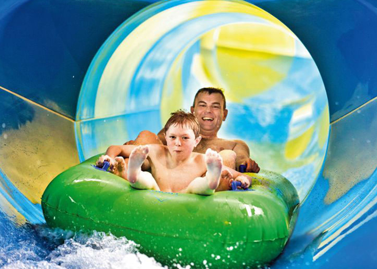 Faites le plein de sensations à Center Parcs
