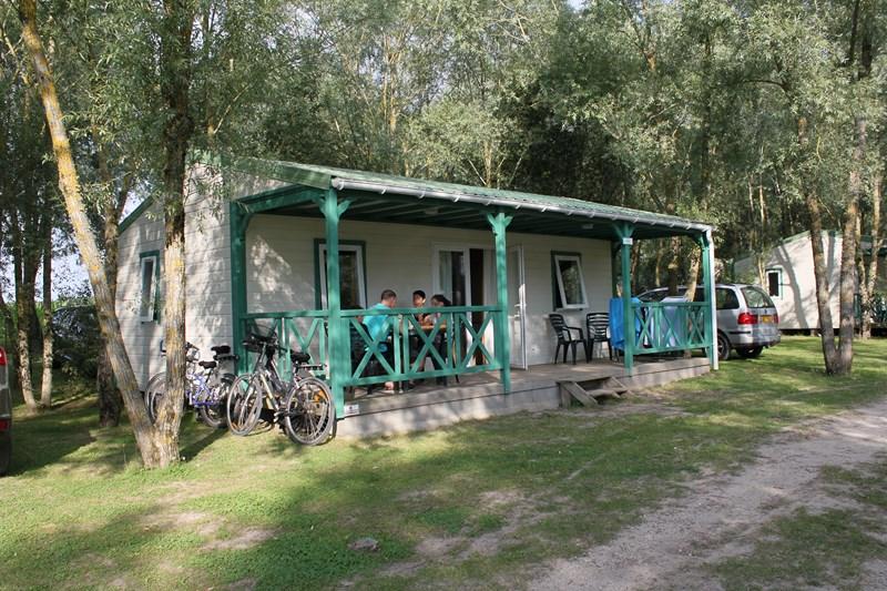 Camping Sites et Paysages Les Saules/Cheverny