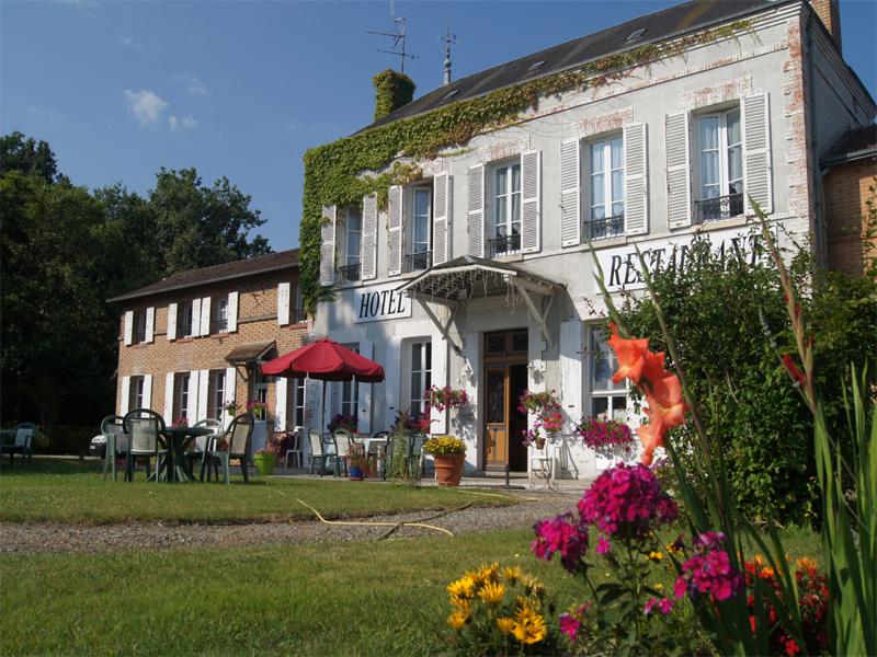 Hôtel La Sauldraie