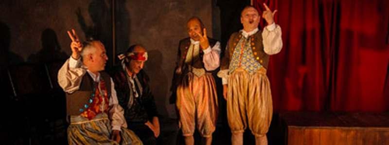La Compagnie du Hasard - Le dernier songe de Shakespaere